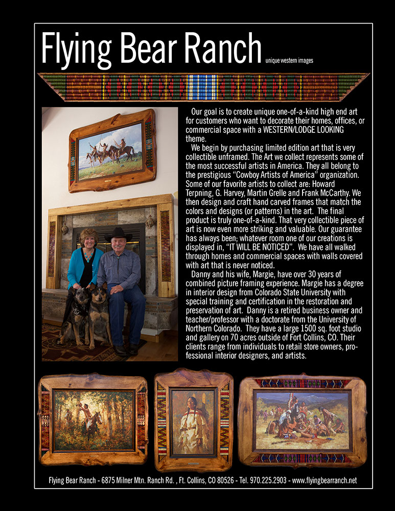 Flying Bear Ranch Story